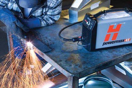 Reparación Maquinas Corte Por Plasma Hypertherm